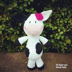 Émilie Amigurumi doll