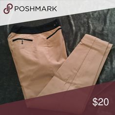 Limited color black pant Great pair of limited color block pant slim fit 4 The Limited Pants Skinny