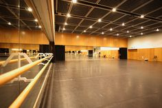 dance studio street performance theater arts industrial ballet studios space dancing rooms gym spaces visit decor cultural stage performing
