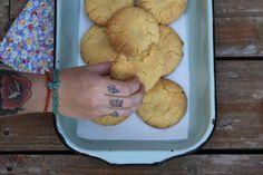 Corn Cookies - Carolina Labaki