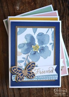 Stampin Up Artisan Blog Hop- Garden in Bloom | Mercedes Weber @ My Paper Paradise