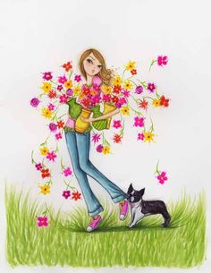‿✿⁀Bєllα Pílαr ‿✿⁀ - Too Many Blooms (Petal Pushers, #1) by Catherine R. Daly
