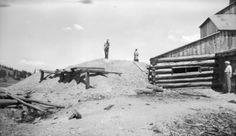 Legal Tender mine, Bonanza mining district in 1938.