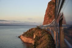 Trans-Siberian railway trip