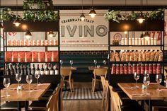 VIVINO restaurant by Studio Eti Dentes, Zihron Yaakov – Israel