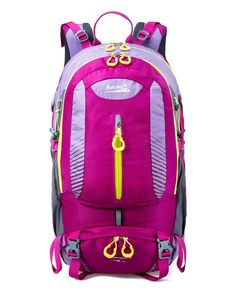 Makino Hiking Backpack 40L with Internal Frame M3115240004 *** Wow! I love this. Check it out now! : Best hiking backpack