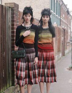 knitGrandeur: Space-Dye Stripes