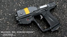 Halo MA5C Assault Rifle Replica - Standard Issue by JohnsonArms on ...