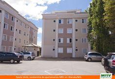 Paisagismo do Unitá. Condomínio fechado de apartamentos localizado em Uberaba / MG.