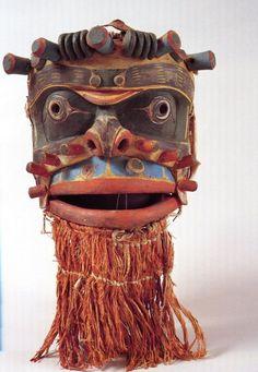 Native Indian Master Artist, Charlie James