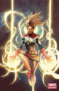 #MarvelComics #CaptainMarvel