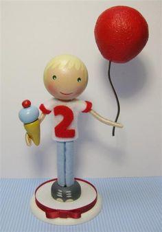 Max's Birthday Cake Topper by enchantedbelles, via Flickr