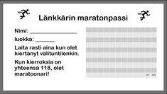 Länkkärin koulun arkea ja juhlaa: Haluatko maratoonariksi?