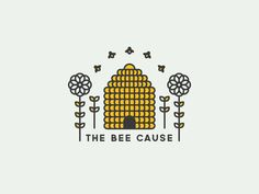 The Bee Cause by Fuzzco