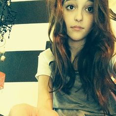 Kaelyn also has a friend name katelyn and bailey Seven Super Girls, Supergirl, Pretty Girls, Youtubers, Love Her, I Am Awesome, Photoshoot, T Shirts For Women, Long Hair Styles