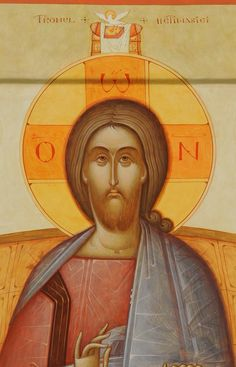 Christ the Teacher Christ Pantocrator, Images Of Christ, Holy Quotes, Art Icon, Son Of God, Orthodox Icons, Sacred Art, Christian Art, Religious Art