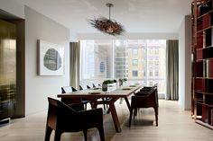 Avenue Road Furniture, Park Hyatt NY, Yabu Pushelberg, Luzury workspace