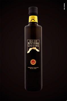 Nuova bottiglia Consortile Olio DOP Riviera Ligure