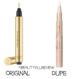 10 great beauty product dupes