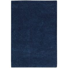 You'll love the Soft Solids KIDply Midnight Blue Area Rug at Wayfair - Great Deals on all Rugs products with Free Shipping on most stuff, even the big stuff.