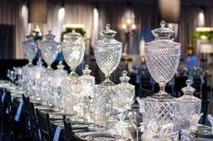 2016 Wedding Trend Alert- Trend #1 or 10- Cut Crystal- Read more at Live Love Breathe Weddings