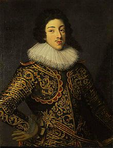 Louis XIII of France - Louis XIII, young King, by Frans Pourbus the younger, 1620