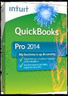 QuickBooks Pro 2014 is latest as well as newly released software which fully Organize your business finances easily. The purpose of software use business.