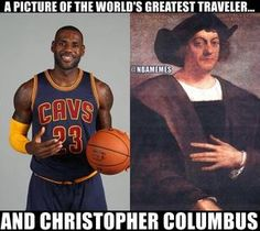 RT @NBAMemes: Even LeBron couldn't help but laugh this travel was so bad >> - http://nbafunnymeme.com/nba-funny-memes/rt-nbamemes-even-lebron-couldnt-help-but-laugh-this-travel-was-so-bad