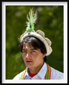 Kalash Man -  Photographer-Tariq.H.S. Kalash People, Pakistani Culture, Hindu Kush, Ethnic Diversity, Veil Hairstyles, Tribal Dress, India And Pakistan, Wedding Costumes, Alexander The Great