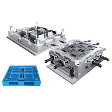To retain our goodwill in client's consideration, we are manufacturing and supplying an excellent quality range of Pallet Mould.  http://www.hqmould.com/Pallet-Mould.html