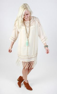 Regalia Dress - Ivory