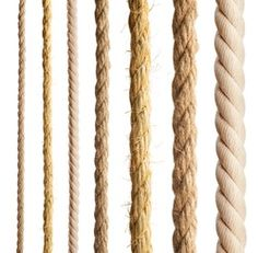 NATURAL FIBRE ROPE : Rope Locker - Online Rope Store for general rope, marine rope, climbing rope and technical rope, Buy rope by the metre, include splices on rope. Best prices for rope. Rope Store, Marine Rope, Weaving Tools, Rope Art, Climbing Rope, Pin Art, Hanging Storage, Craft Stores, Hemp