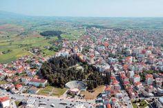 Σέρρες - Γιαννιτσά | Απόσταση:  125 χλμ. Macedonia, Greece, Dolores Park, Travel, Landscapes, Greece Country, Paisajes, Viajes, Scenery