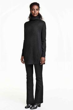 Бадлон из шерсти мериноса | H&M