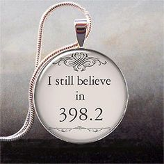 Love it, love it, love it! 398.2 is the fairy tale section for the Dewey Decimal System VIA