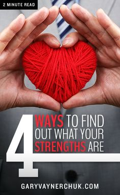 "The key to loving your job is to ask yourself one simple question: ""What is my biggest strength?"""
