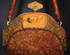 celluloid purse