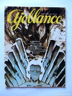 Coleccionismo de Revistas y Periódicos: AJOBLANCO LOTE DE 28 REVISTAS (1975/1977/1978+ NUEVA ÉPOCA (1988/1992)VER FOTOS Y DESCRIPCIÓN - Foto 15 - 67251977