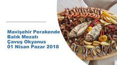 Çavuş Okyanus, Mavişehir Perakende Balık Mezatı 01.Nisan.Pazar.2018.