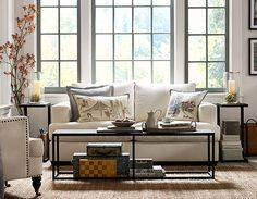 #potterybarn like detail on chair.....have on chair in living room and dining room?