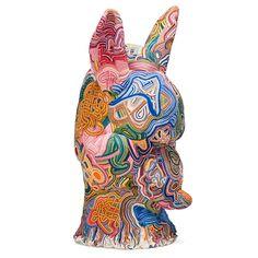 MICHAEL LUCERO Massive sculpture,