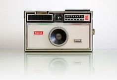 Kodak Instamatic 100 #vintage #camera