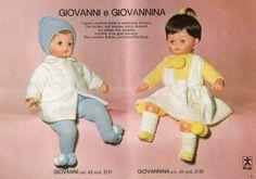Giovanni e Giovannina Furga catalogo1972