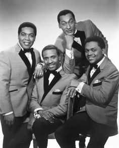The Four Tops ~ Once again I can't think of anything I didn't like about these guys. Consummate performers, polished sound, completely hip, always a pleasure to listen to.
