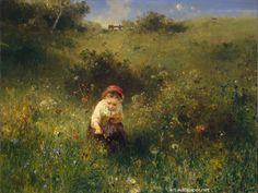 """Caspar David Friedrich (1774 - 1840) es el más famoso pintor romántico alemán, y uno de los grandes paisajistas de todos los tiempos. """""""