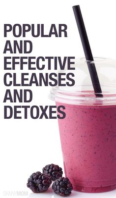 Check out these detoxes and cleanses that will keep you healthy this winter.