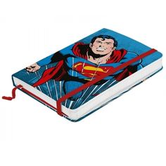 CADERNETA SUPERMAN – DC COMICS