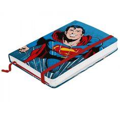 CADERNETA SUPERMAN – DC COMICS