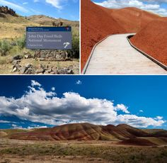 TRIP GUIDE: John Day Fossil Beds National Monument in Central Oregon