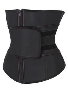 7ef8c65cd6 High Compression Underbust 9 Steel Boned Latex Waist Trainer With  Belt Latex Shaper Shapewear Sexy Lingeire